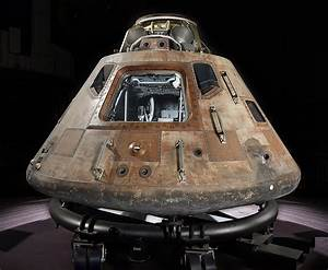 Destination Moon: Apollo Command Module   Newsdesk