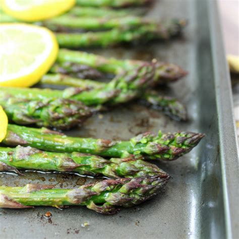 asparagus air fryer parmesan garlic recipes recipe