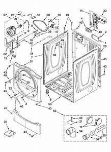 Maytag Medz400tq2 Dryer Parts