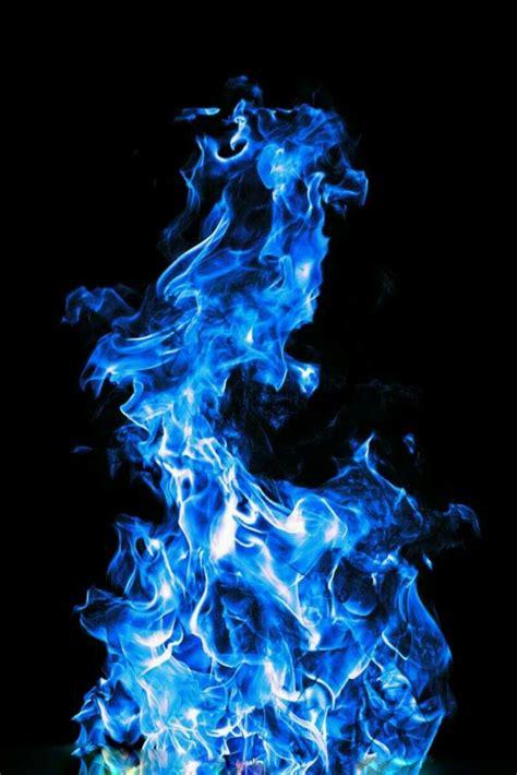 blue blue pictures blue flames