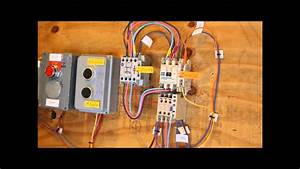 Hands On Motor Controls Forward  U0026 Reverse Interlocking By