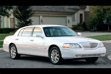 Lincoln Town Car 2015 Model