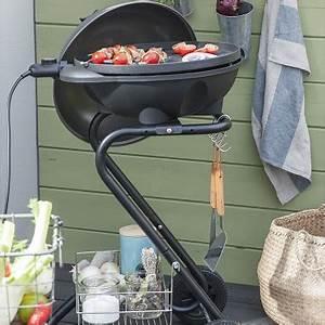 Barbecue Electrique Transportable Facilemnt Leroy Merlin