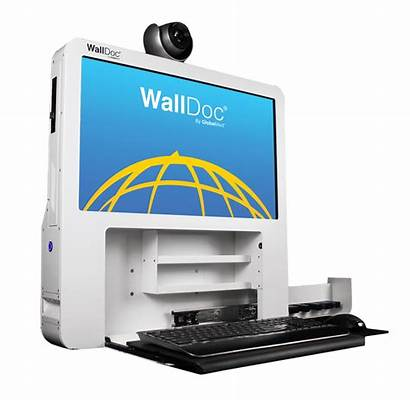 Telemedicine Stations Globalmed Wall Hardware