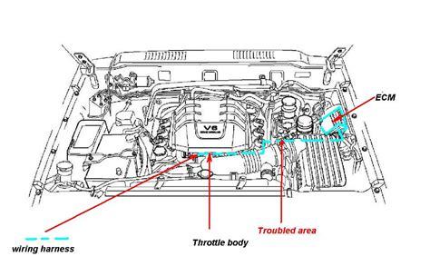 Isuzu Rodeo Schematic by Isuzu Rodeo Engine Diagram Free Wiring Diagram For You