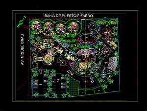 beach, resort, with, restaurant, 2d, dwg, design, plan, for, autocad, , u2022, designs, cad