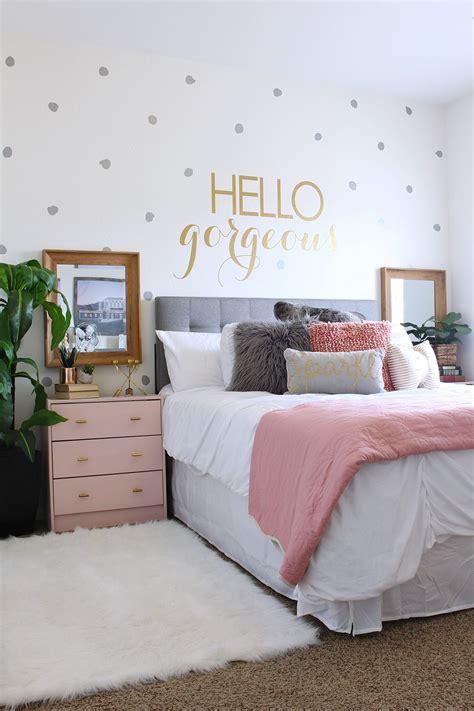 surprise teen girls bedroom makeover teen room makeover