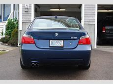 2005 BMW 545I with M package Only 40K Excellent Cond