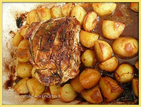 filet de porc aux pommes de terre de noirmoutier paperblog