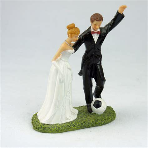 cheap wedding cake toppers get cheap football wedding cake toppers aliexpress