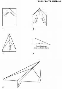 Basic Paper Airplane  Required Knowledge