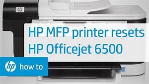 Hp Officejet 6500 Wireless All-in-one Printer