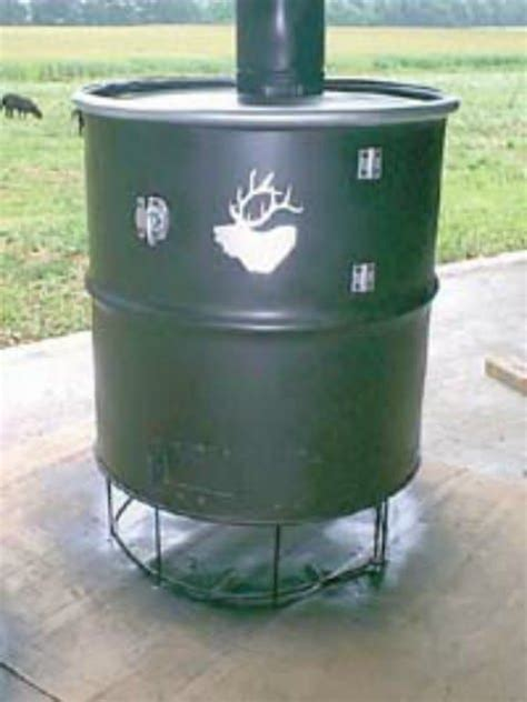 55 gallon drum fireplace 16 ways to build your own barrel heaters