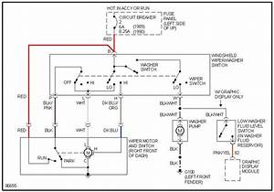 What Is The Wiring Diagram For A 1989 Ford Escort Windshield Wiper System