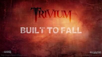Trivium Built Fall Wallpapers