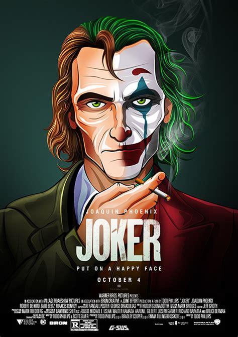 joker  alternative  poster series  pantone