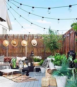 40 Terrace Light Decoration Ideas - Bored Art