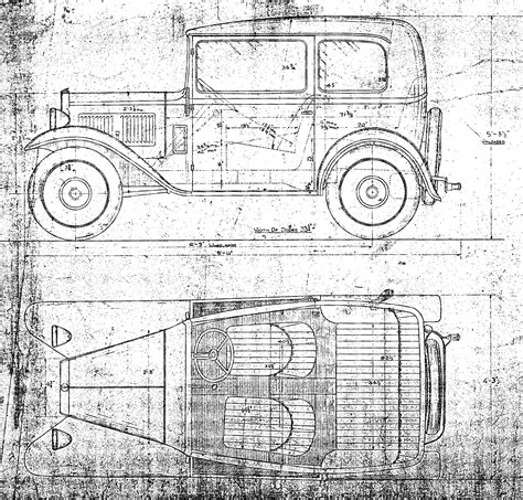 box auto dwg box saloon drawing with dimensions large file size