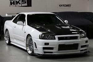 Nissan Skyline R34 GT-R tuned by Phoenix Power :: High ...