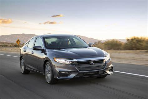 Allnew 2019 Honda Insight Production Model Revealed