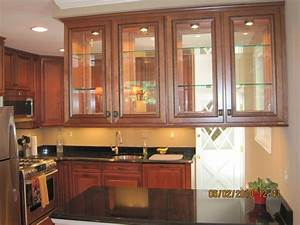 Kitchen cabinets glass doors marceladickcom for Kitchen cabinet doors with glass