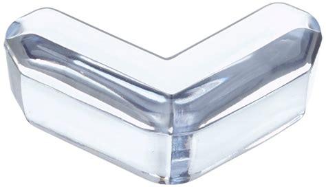Transparenter Kantenschutz Aus Glas by Kantenschutz Glastisch 4 Er Pack Baby Sicherheit Ecken