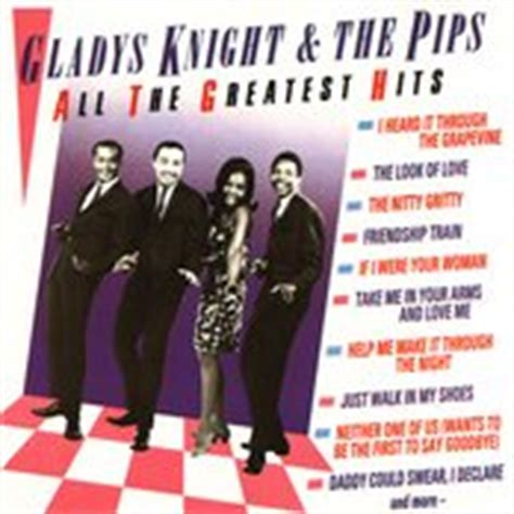 All The Greatest Hits  Gladys Knight & The Pips — Listen