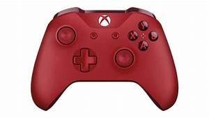 An All Red Xbox One Controller Is Coming Soon