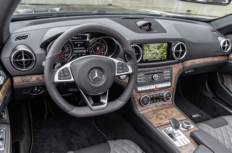 mercedes benz reveals sl grand edition autocar