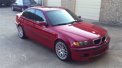 2004 Bmw 330i Zhp (performance Package)