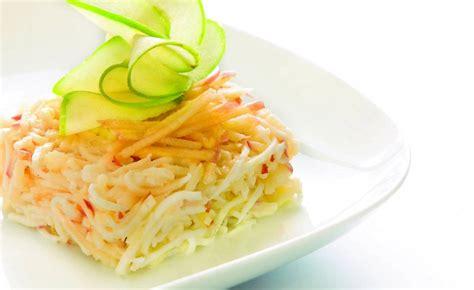 cuisiner celeri rémoulade de céleri et pomme par école de cuisine alain
