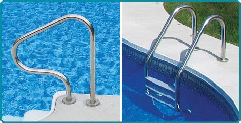 pool handrails  aqua magic pool spa san diego full