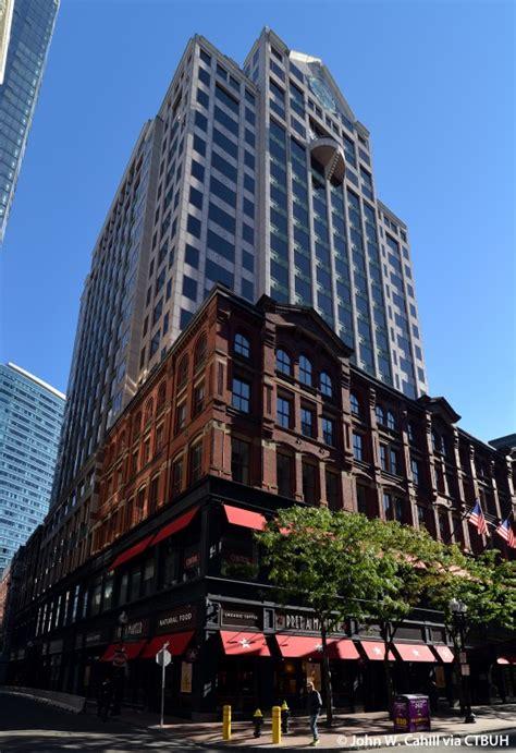 arch street  skyscraper center