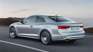 Audi Unveils New A5 Coupe