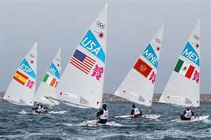 Olympics 470 sailing