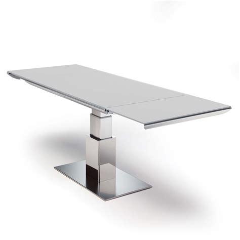 table basse relevable 233 lectrique e motion meubles et