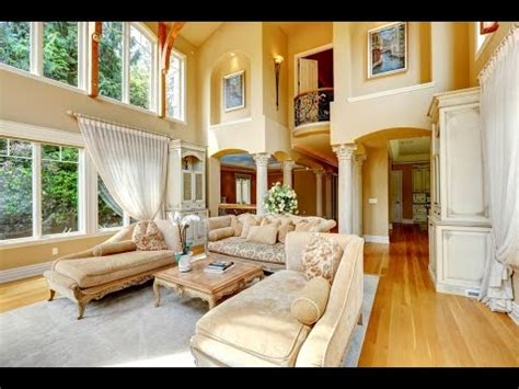 bright beautiful living rooms youtube
