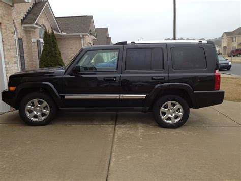 used jeep commander 2008 jeep commander limited for sale cargurus