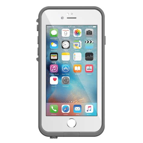 lifeproof for iphone 6 lifeproof frē for iphone 6 6s plus avalanche