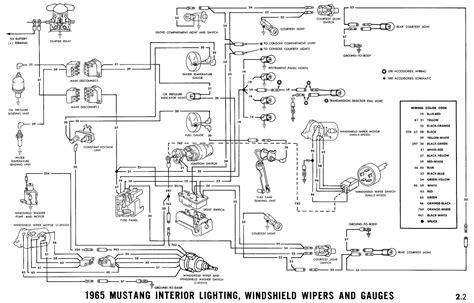 Gas Gauge Wiring  Vintage Mustang Forums