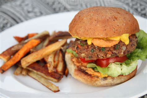 veggie burgers our perfect veggie burger recipe dishmaps