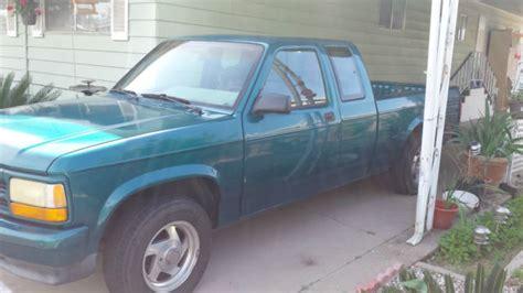 le dodge visalia ca 1994 dodge dakota extended cab 2 door