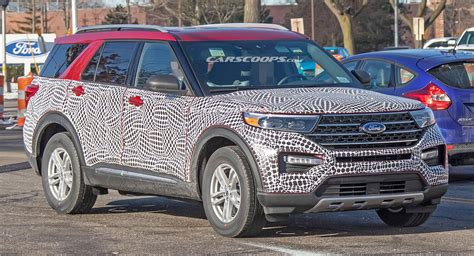 ford explorer  reportedly premiere  january