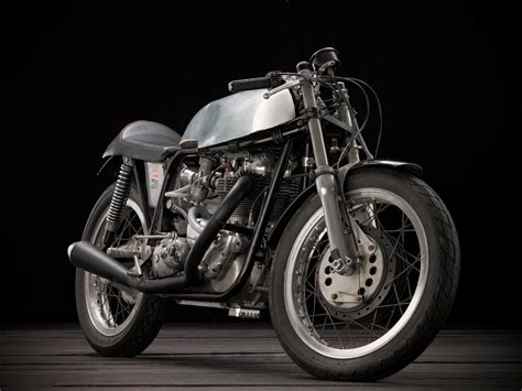 Cafe Racer Wallpapers Hd