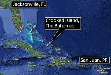 Jacksonville To Bahamas By Boat by El Faro Captain Reported A Hull Breach Before The Ship