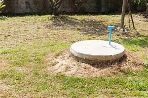 Assainissement Fosse Septique : installer une fosse toutes eaux bienchezmoi ~ Farleysfitness.com Idées de Décoration