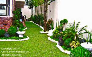 Philippines Garden Design - Green World Builders Inc