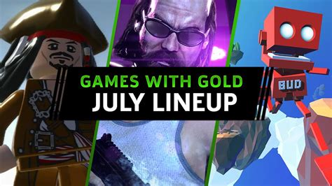 xbox july free games free xbox one xbox 360 with gold for july 2017 revealed