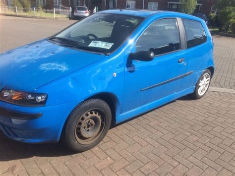 fiat punto 2001 2001 fiat punto sporting for sale for sale in tallaght