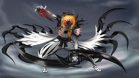 Anime Bleach Kurosaki Ichigo Hollow Wallpapers Hd